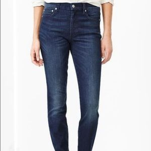 GAP True Skinny High Rise